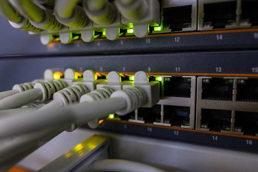 Network Firewall Switch Router
